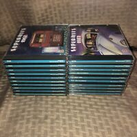 MINT! Time Life Superhits Set Lot of 20 CDs 60s 70s Music Collection Rock N Roll