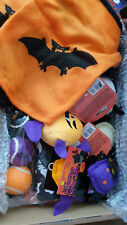 JOB LOT OF HALLOWEEN DOG TOYS AND JACKETS