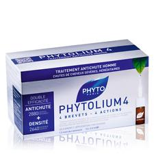 Phyto PHYTOLIUM 4 Trattamento Anticaduta Uomo Loss Hair Treatment Man 12FIALE