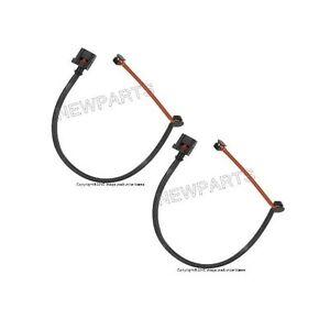 For Porsche Cayenne Set of 2 Front Brake Pad Sensor OEM PEX 95561236501