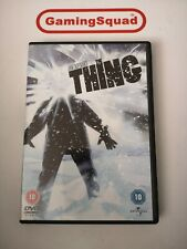The Thing DVD, Supplied by Gaming Squad