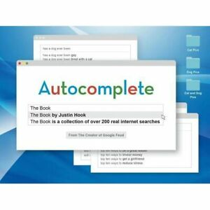 Autocomplete By Justin Hook