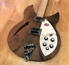 Rickenbacker 330/12W 12-String Electric Guitar (Walnut)
