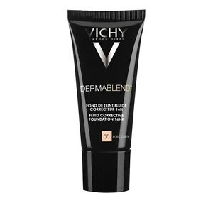Vichy Dermablend Fluid Corrective Foundation SPF35 PORCELAIN 30ml GENUINE & NEW