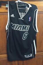 Lebron James  23 Black  Miami Heat Jersey Women s  Girl s Large Jersey 380d7b269