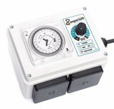IWS DRIPPER MINUTE SECOND TIMER IMPERIUM PLUS FEED DURATION CONTROLLER HYDRO