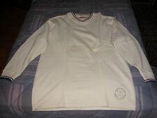 Maglione HANES collo a V leggero Tg. S + Camicia VALENTINO CHEMISES 39 M cotone