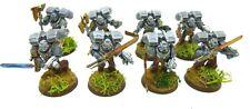 Warhammer 40k Space Marines Blood Angels Death Company Vanguard Veterans