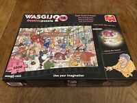 FAST FOOD FRENZY DESTINY PUZZLE NO. 18 WASGIJ 1000 PIECES Complete In VGC