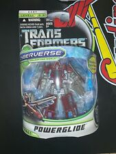 Transformers DOTM: POWERGLIDE CYBERVERSE / Commander class MOSC New
