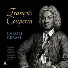 COUPERIN / CERASI-COMPLETE WORKS FOR HARPSICHORD (US IMPORT) CD NEW