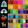 wholesale 5mm 250/500/1000PCS PP HAMA/PERLER BEADS for GREAT Kids Great Fun Pick