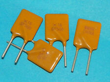 5 Pieces Gf500 5a 16v 5000ma Ptc Pptc Polyswitch Resettable Fuse Ruf500 Polyfuse