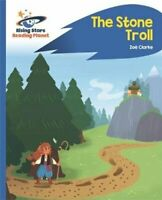 Reading Planet - The Stone Troll - Blue: Rocket Phonics 9781510435919