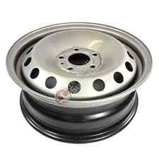 VAUXHALL VIVARO un (2001-2014) 16 pollici ruota di scorta in acciaio-ARGENTO-ORIGINALE NUOVO