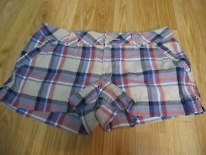 NWT Juniors plaid shorts from So Size 5