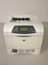 HP LaserJet 4250n Workgroup Laser Printer (Q5401A) 30 day refurb with NEW toner
