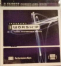 FAIREST LORD JESUS (I-Worship 3-Key Visual Performance Track)