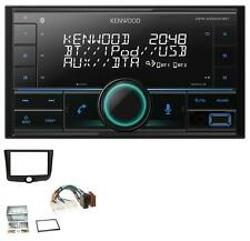 Kenwood USB AUX Bluetooth 2DIN MP3 Autoradio für Toyota Yaris (1999-2003)