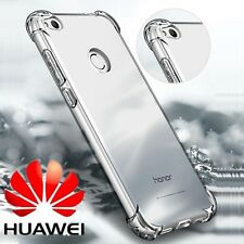 360° Shockproof Soft Silicone TPU Clear Case Cover For Huawei Mate 10 Pro P8 P9