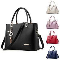 Fashion Women Lady Girl Leather Crossbody Bag Shoulder Bag Messenger Bag Hangbag