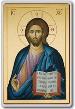 Icon Of Jesus Christ Pantocrator (Ruler Of All) – Christianity clasic art fri...