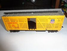 Bachmann 40' cattle car electrically operated. Ho