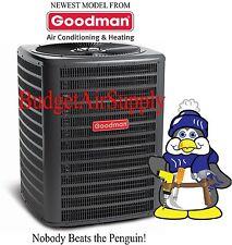Goodman 3 Ton 14 Seer Straight A/C Condenser  PRE Charged 410a GSX140361
