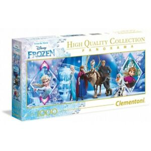 Clementoni Disney Frozen Panorama Puzzle 1000 Pieces