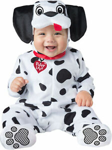 Dalmatian Dog Puppy Infant Baby Toddler Boys Girls Costume NEW