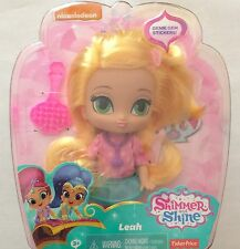 NIB Fisher-Price Shimmer and Shine -  Leah 6""
