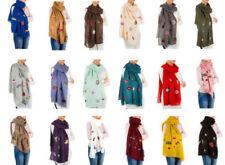 XXL-Damen-Schals & -Tücher im Umschlagtuch/Stolen Material 100% Wolle