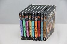 Agatha Christie's Poirot: Series 1 - 10 Acorn DVD (2 3 4 5 6 7 8 9)