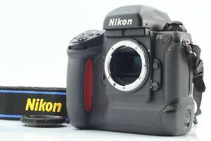 【NEAR MINT+++ w/ Strap】 Nikon F5 35mm SLR Film Camera w/ eyecup from Japan Y411