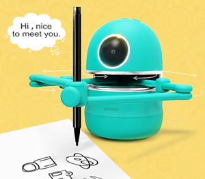 Landzo Magic Q Drawing Artist Robot Toys Educational Toys for Kids Learning Draw