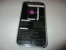 """External BATTERY Charger Case Charging Cover For iPhone 6/6S 4.7"""" OPENED UNUSED"""