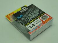 Amika Soft Fluorocarbon leader Japan #2 U.S 8lb/6.2kg 50m for Freshwater fishing