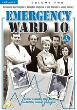 EMERGENCY WARD 10 volume 2 two. 4 disc set. New sealed DVD.