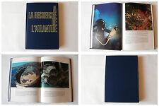 A la recherche de l'Atlantide - Jacques-Yves Cousteau et Yves Paccalet - 1981 -