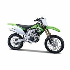 KAWASAKI KX 450F - 1:12 KIT Maisto Die-Cast Motocross Mx Motorbike Toy Model