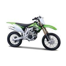 KAWASAKI KX 450F - 1:12 KIT Maisto Die-Cast Motocross Mx Motorbike Toy Model