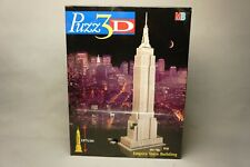 Puzz 3D Empire State Building 902 Piece Puzzle Large 107cm New Sealed Box