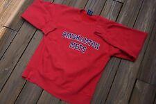 Binghamton Mets Oversized Adult Large Red Sweatshirt