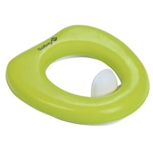 Safety 1st Baby / Child Potty Training Toilet Reducer - Lime Green