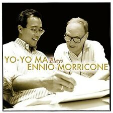 Yo-yo MA - Plays Ennio Morricone 2 Vinyl LP Mp3