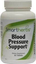 Smart Herbs, Blood Pressure Support, 90 tabs
