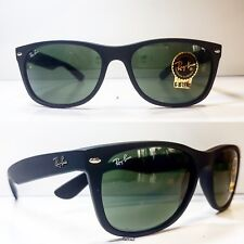 Occhiali da sole Active Ray-ban Rb2132 Wayfarer - 55mm Nero Rubber-crystal V