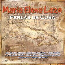 Lazo, Maria Elena Perlas De Cuba CD