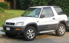 Toyota Rav 4 1996 - 2000 Workshop Repair Manual On Cd