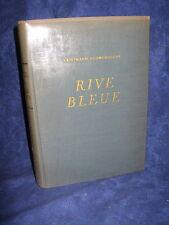 RIVE BLEUE / KRISTMANN GUDMUNDSSON / LA GUILDE DU LIVRE / RELIE